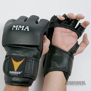 ProForce® Thunder Vinyl MMA Gloves