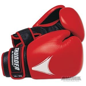 ProForce® Thunder Leather Boxing Gloves