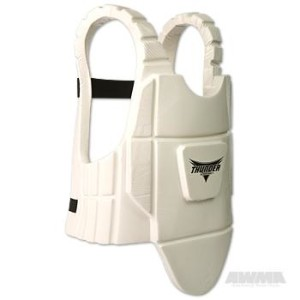 ProForce® Thunder Chest Guard – White