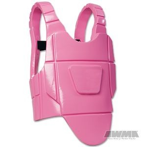 ProForce® Velocity Chest Guard – Pink