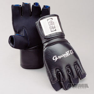 ProForce® Gladiator II Wrist Wrap Grappling Gloves