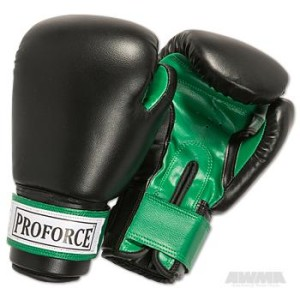 Pro-Force Leatherette Boxing Gloves 12oz