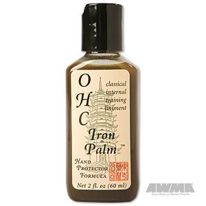Iron Palm Liniment – 2 oz.