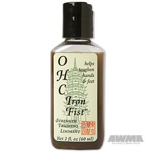 Iron Fist Liniment – 2 oz.