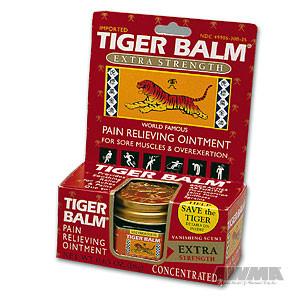Extra Strength Tiger Balm