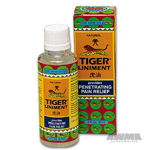Tiger® Liniment – 2 oz.