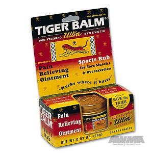 Ultra Strength Tiger Balm