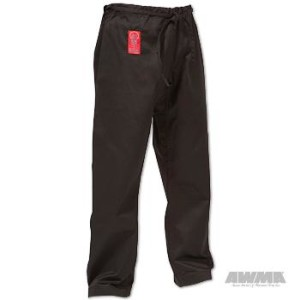 ProForce® Gladiator Judo Pants – Black