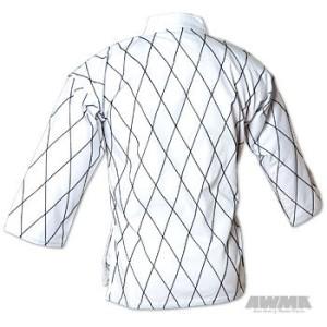 ProForce® Gladiator 8.5 oz. Hapkido Uniform – White/Black