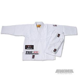 Fuji BJJ Kids Uniform Gi – White