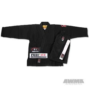 Fuji BJJ Kids Uniform Gi – Black