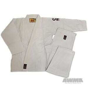 Fuji BJJ Mid-Weight Uniform – White