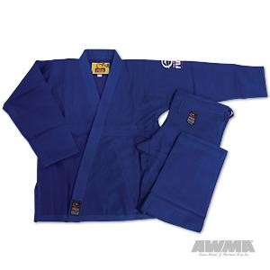 Fuji BJJ Mid-Weight Uniform – Blue