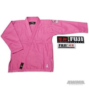 Fuji BJJ Womens Uniform Gi – Pink