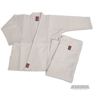 ProForce® Impact Double Weave Judo Uniform – White
