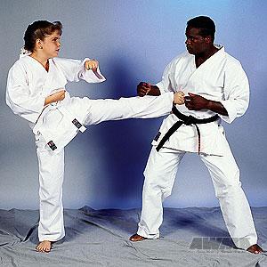 - 100/% Cotton Karate Uniform Traditional Drawstring ProForce® 6 oz