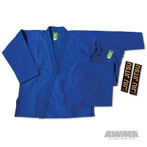 "ProForce® Gladiator ""Pearl"" Jiu-Jitsu Uniform – Blue"