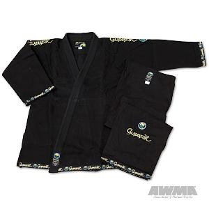 ProForce® Gladiator Ultra Jiu-Jitsu Uniform – Black