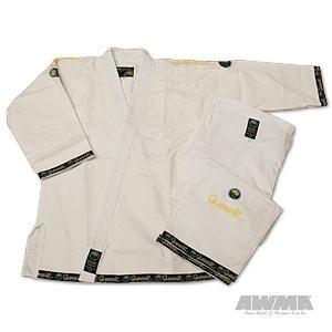 ProForce® Gladiator Ultra Jiu-Jitsu Uniform – White