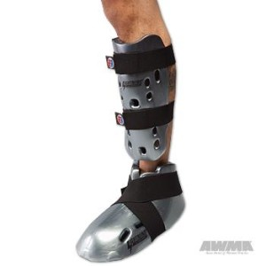ProForce® Lightning Shin Guard – Silver