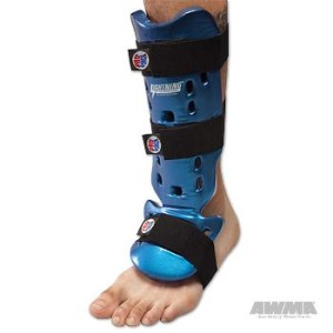 ProForce® Lightning Shin & Instep Guard – Blue