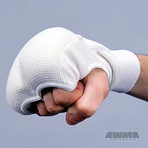 ProForce® Pro Fist Guard – White