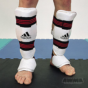 Adidas® Leg Protector with Instep Guard