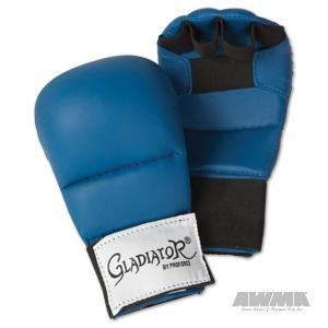 ProForce® Gladiator Karate Gloves – Blue