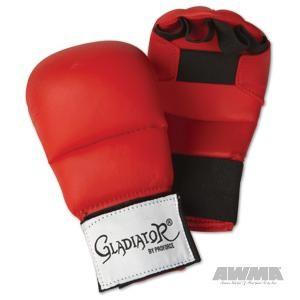 ProForce® Gladiator Karate Gloves – Red