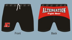 Octagon Gear - Vale Tu Do Shorts Final. new