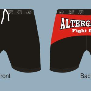 Altercation Vale Tudo Shorts